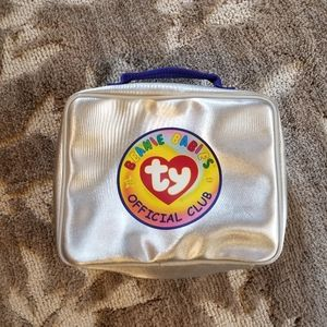 Beanie Baby carrying bag